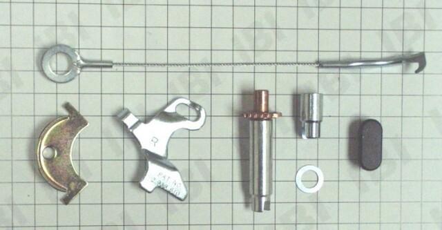 Autopart International 1406-12250 Drum Brake Self-Adjuster Repair Kit