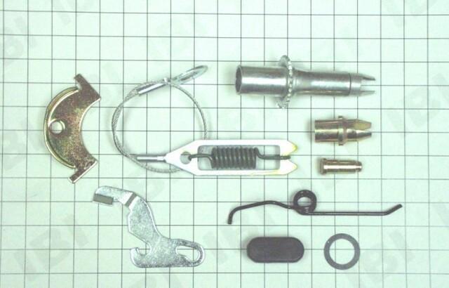 Autopart International 1406-12292 Drum Brake Self-Adjuster Repair Kit