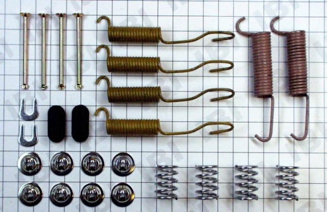 Autopart International 1406-12298 Drum Brake Hardware Kit
