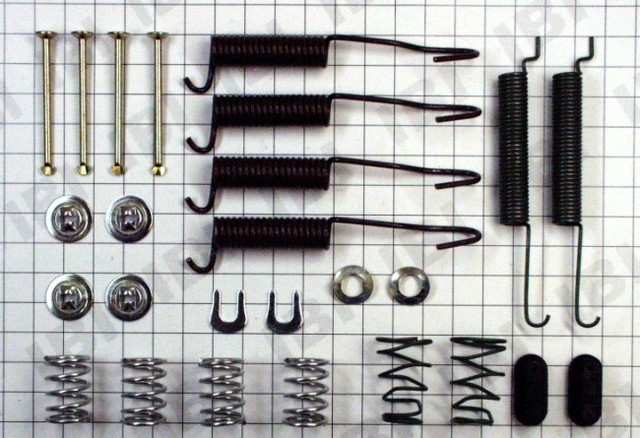 Autopart International 1406-12305 Drum Brake Hardware Kit