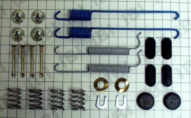 Autopart International 1406-12306 Drum Brake Hardware Kit