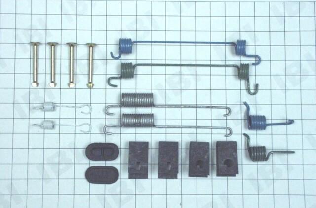 Autopart International 1406-12309 Drum Brake Hardware Kit