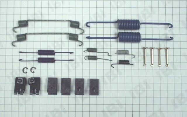 Autopart International 1406-12358 Drum Brake Hardware Kit