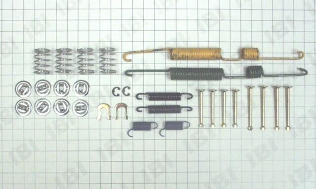 Autopart International 1406-12368 Drum Brake Hardware Kit