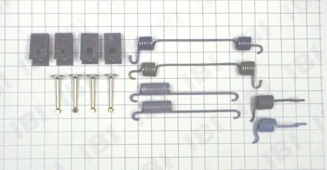 Autopart International 1406-12373 Drum Brake Hardware Kit