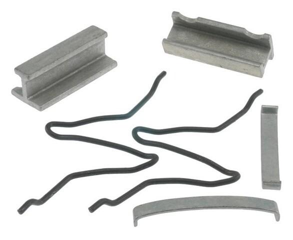Autopart International 1406-12380 Disc Brake Hardware Kit