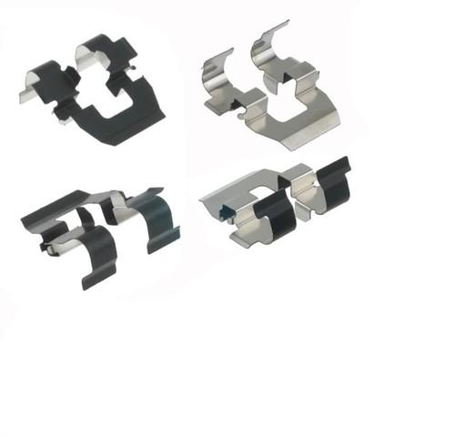 Autopart International 1406-12436 Disc Brake Hardware Kit