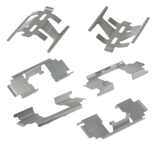 Autopart International 1406-12469 Disc Brake Hardware Kit