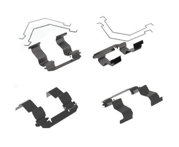 Autopart International 1406-12479 Disc Brake Hardware Kit