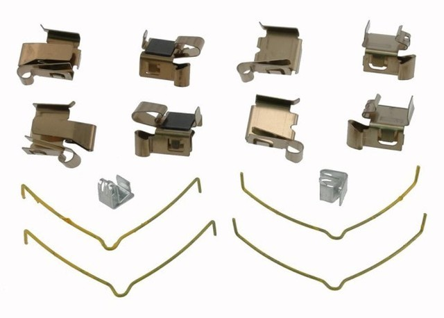 Autopart International 1406-12492 Disc Brake Hardware Kit