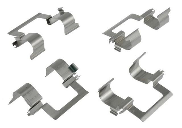 Autopart International 1406-12512 Disc Brake Hardware Kit