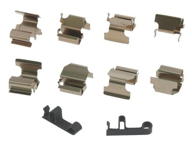 Autopart International 1406-12517 Disc Brake Hardware Kit