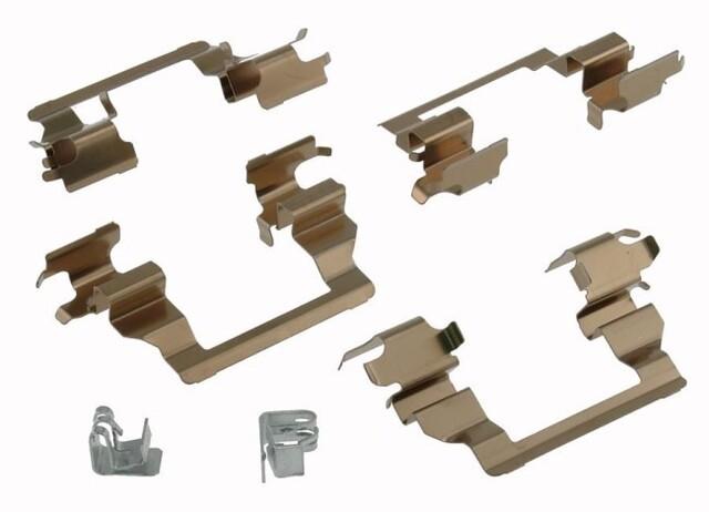 Autopart International 1406-12523 Disc Brake Hardware Kit