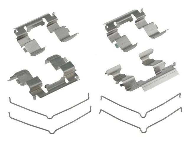 Autopart International 1406-12590 Disc Brake Hardware Kit