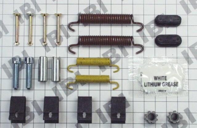 Autopart International 1406-12602 Parking Brake Hardware Kit