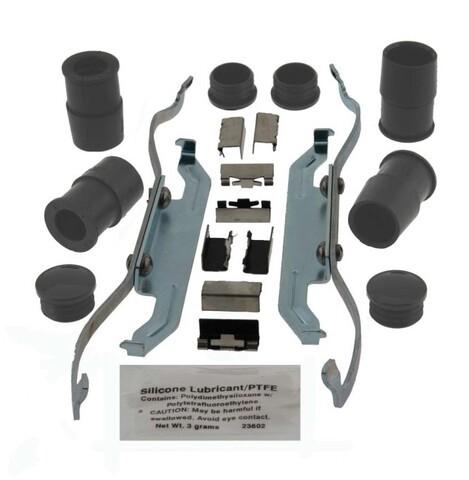 Autopart International 1406-230839 Disc Brake Hardware Kit