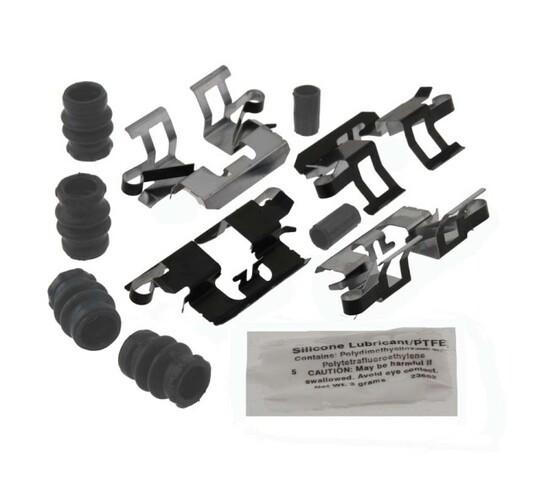 Autopart International 1406-232821 Disc Brake Hardware Kit