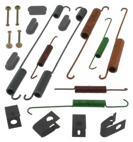 Autopart International 1406-233025 Drum Brake Hardware Kit