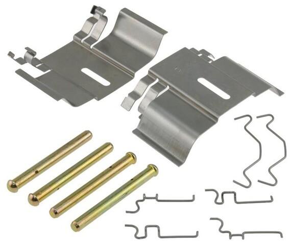 Autopart International 1406-233758 Disc Brake Hardware Kit