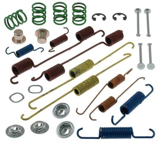 Autopart International 1406-30980 Drum Brake Hardware Kit