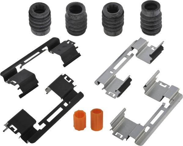 Autopart International 1406-322447 Disc Brake Hardware Kit