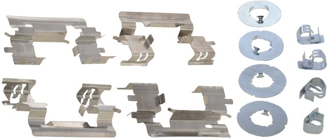 Autopart International 1406-330222 Disc Brake Hardware Kit