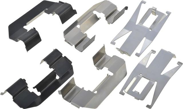 Autopart International 1406-429107 Disc Brake Hardware Kit