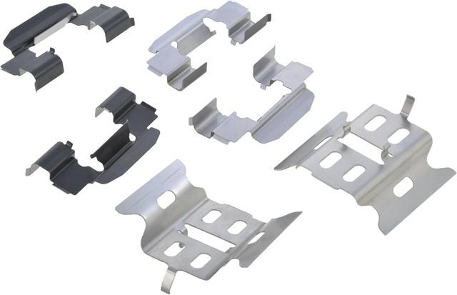Autopart International 1406-429108 Disc Brake Hardware Kit