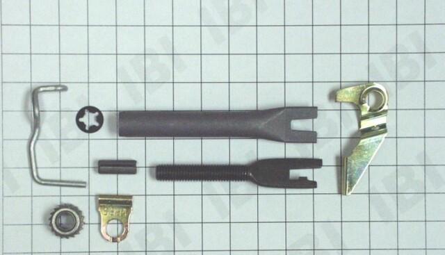 Autopart International 1406-43427 Drum Brake Self-Adjuster Repair Kit