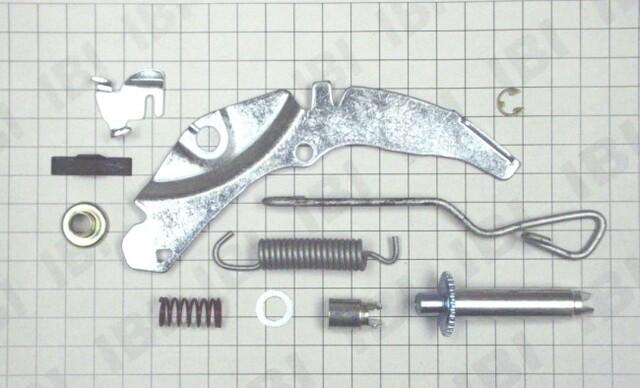 Autopart International 1406-43431 Drum Brake Self-Adjuster Repair Kit