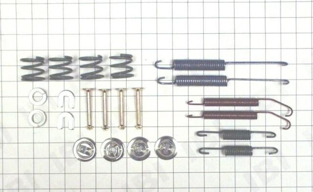 Autopart International 1406-50151 Drum Brake Hardware Kit