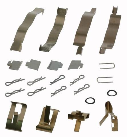 Autopart International 1406-50738 Disc Brake Hardware Kit
