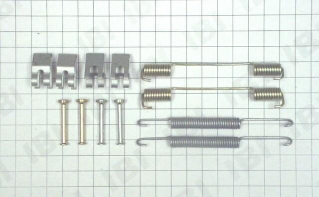 Autopart International 1406-50820 Drum Brake Hardware Kit