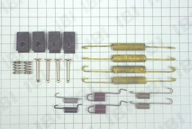 Autopart International 1406-50821 Drum Brake Hardware Kit