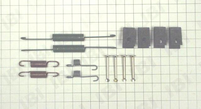 Autopart International 1406-50824 Drum Brake Hardware Kit