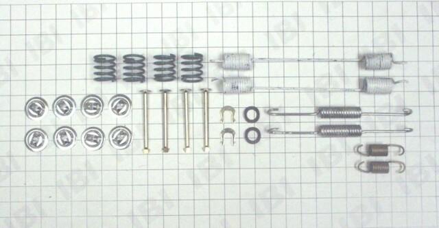 Autopart International 1406-50838 Drum Brake Hardware Kit