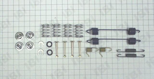 Autopart International 1406-50840 Drum Brake Hardware Kit