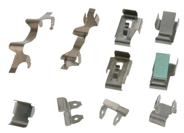 Autopart International 1406-50859 Disc Brake Hardware Kit
