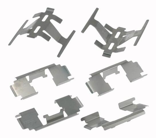 Autopart International 1406-51402 Disc Brake Hardware Kit