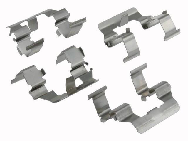 Autopart International 1406-51407 Disc Brake Hardware Kit