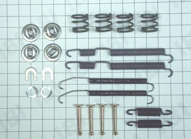Autopart International 1406-51413 Drum Brake Hardware Kit