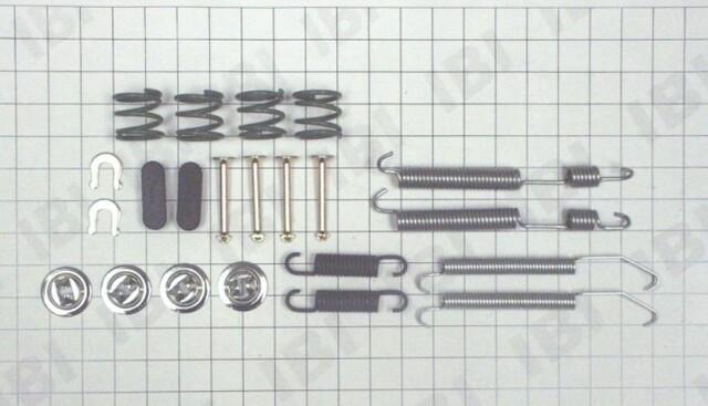 Autopart International 1406-51427 Drum Brake Hardware Kit