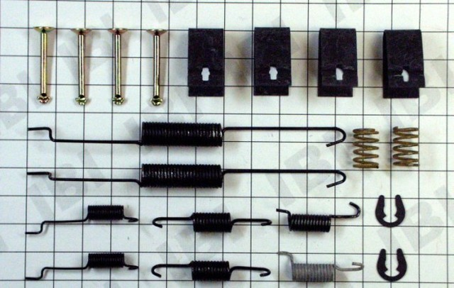 Autopart International 1406-51431 Drum Brake Hardware Kit
