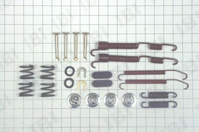 Autopart International 1406-51445 Drum Brake Hardware Kit