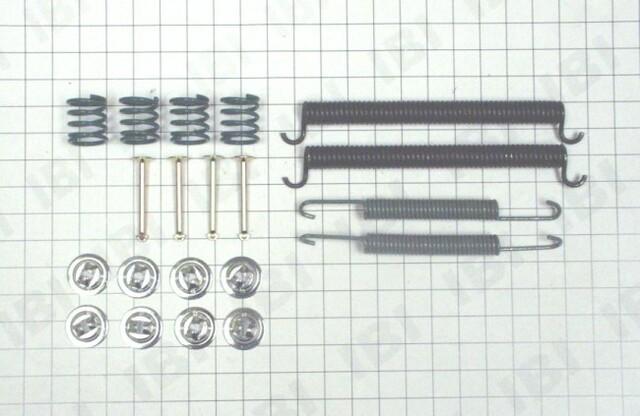 Autopart International 1406-51446 Drum Brake Hardware Kit