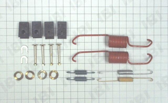 Autopart International 1406-51463 Drum Brake Hardware Kit