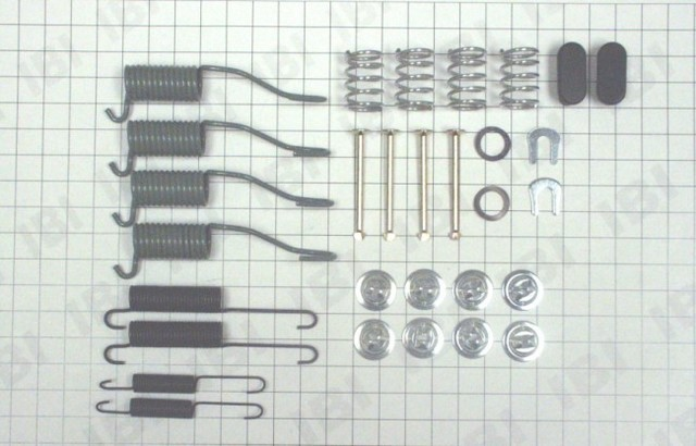 Autopart International 1406-51470 Drum Brake Hardware Kit