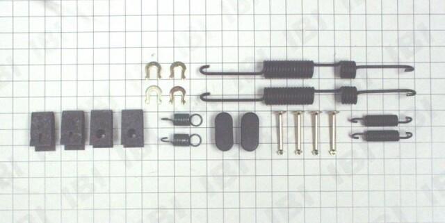 Autopart International 1406-51486 Drum Brake Hardware Kit