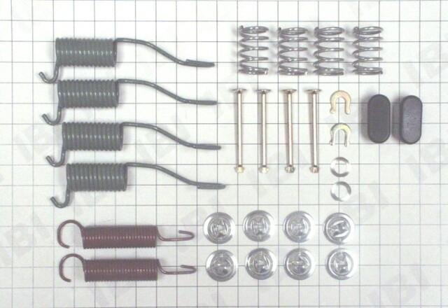 Autopart International 1406-51551 Drum Brake Hardware Kit