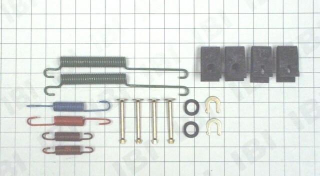 Autopart International 1406-51553 Drum Brake Hardware Kit